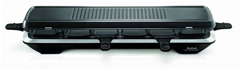 Grill Re by Tefal Re 5228 Raclette Simply Line 6 Inox Testbericht