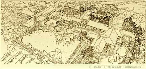 Frank Lloyd Wright Floor Plans by Frank Lloyd Wright