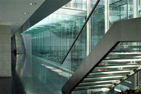 Commercial Balustrade Glass Interiors Architectural