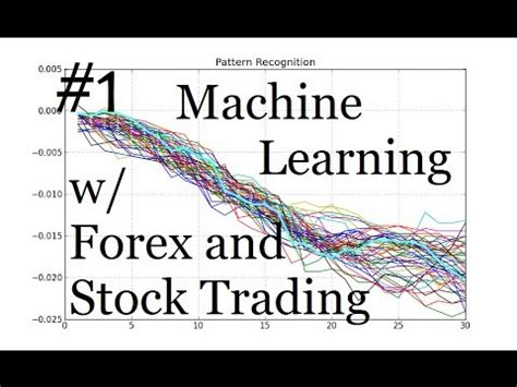 pattern recognition algorithms for stock market machine learning and pattern recognition for algorithmic