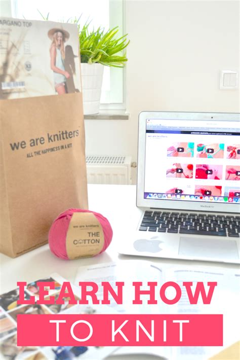 Learn To Knit As We Move Into The Season Of Chunky Cardigans And Sweaters by Learn How To Knit With We Are Knitters Plumedaure