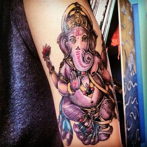 ganesh tattoo nyc pin by rach eal on tattoos pinterest