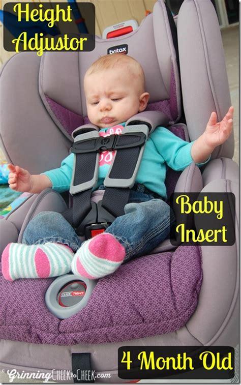 how to loosen straps on britax car seat britax marathon clicktight car seat grinning cheek