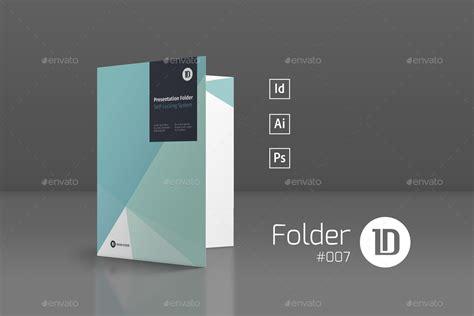 presentation folder template 007 by id vision studio