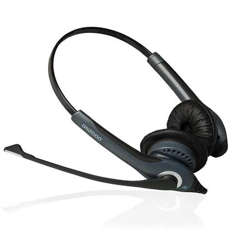 Headset Jabra Gn 2000 by Jabra Gn2000 Usb Duo Nc Headset 20001 492 10046703