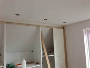 Pax built in for sloping ceiling ikea hackers ikea hackers