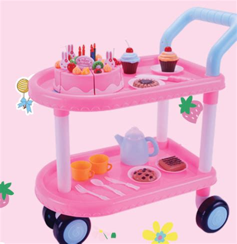 Diy Birthday Cake Trolley aliexpress buy innovative realistic special diy best gifts play with friends pretend play