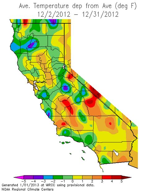 california temperature map january san diego weather center december 2012 recap rainfall