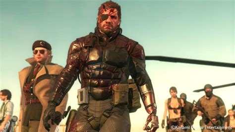 Metal Gear Solid 5 metal gear solid 5 s ruse cruise continues 4th ending is