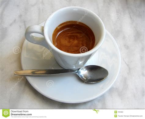 Cafe Espresso Stock Photos   Image: 781953