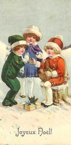 vintage christmas images public domain condition  lots  victorian christmas card