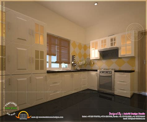 kitchen designs  aakriti design studio kerala home