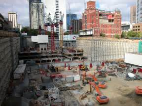 Build A House Website File Qv Building Construction Site Melbourne March 2002