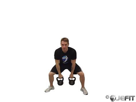 double dumbbell swing kettlebell double snatch exercise database jefit