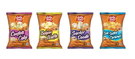 industry news jolly time pop corn  cosmos creations