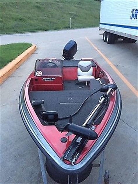 javelin bass boat javelin boats for sale