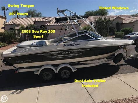 sea ray boats arizona 2007 sea ray 185 sport peoria arizona boats