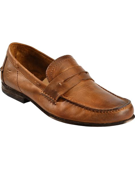 lewis loafers frye s lewis leather loafers 80231 ebay