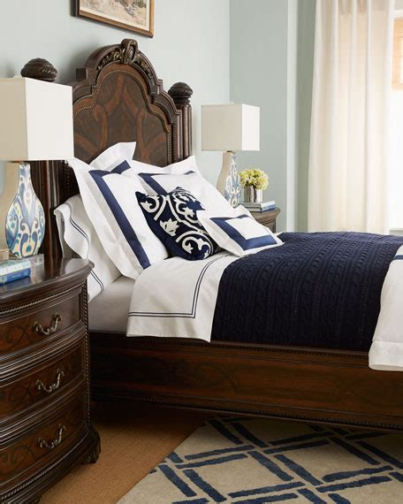 colette bed colette panel bed bedroom furniture
