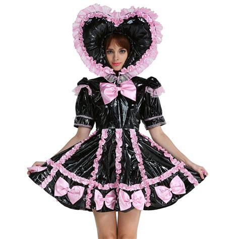 locking sissy clothing locking sissy clothing adult baby sweet heart hat sissy