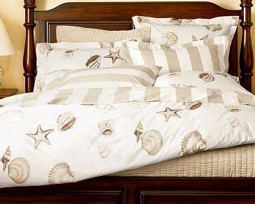 seashell bedding nautical bedding seashells and bedding on pinterest