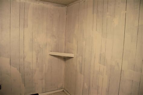 fake wood paneling how to paint fake wood paneling design bitdigest design