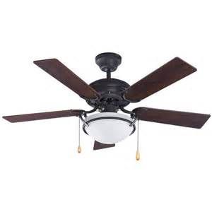 canarm 42 quot augusta 5 blade ceiling fan augusta orb ebay