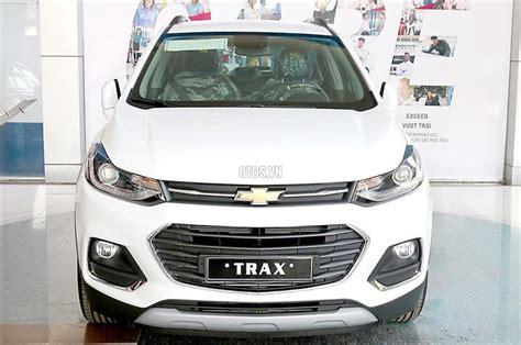 Chevrolet Trax 1 4l Ltz At b 225 n xe hæ i chevrolet trax 2017 tẠi tp há ch 237 minh hgsiap