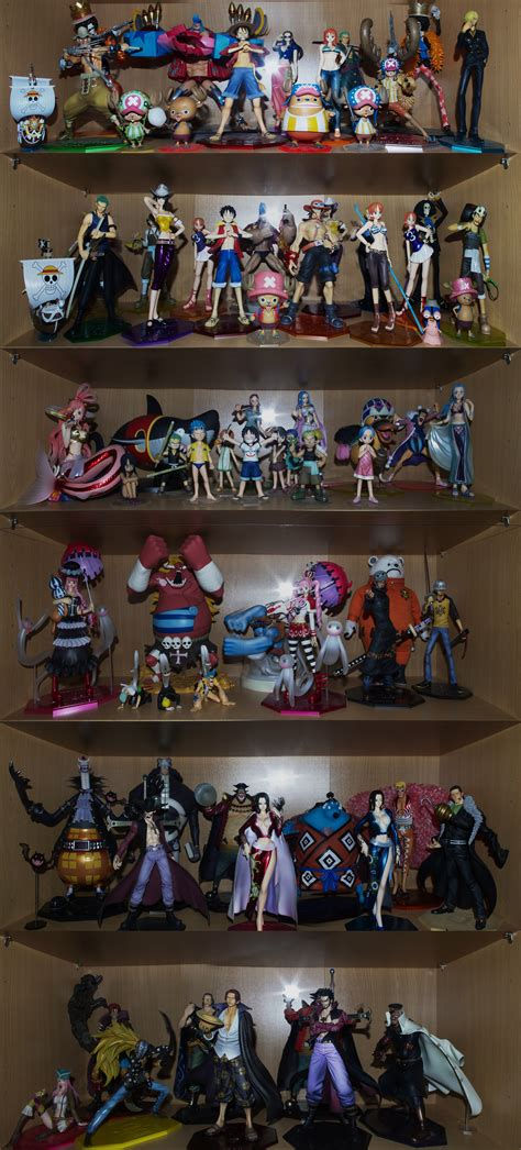 144 Figure Kapal One Thousand Luffy Gintama Shanks collection part 1 pictures myfigurecollection net tsuki board net
