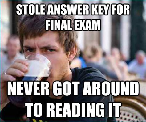 Senior In College Meme - know your meme lazy college senior image memes at