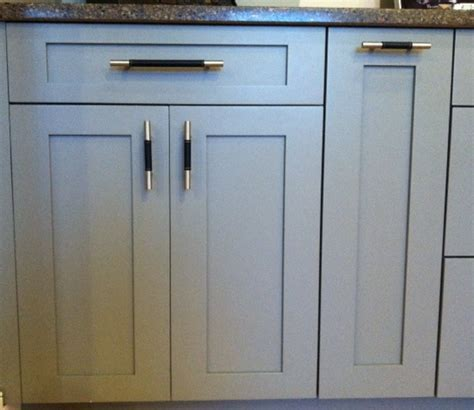 Frameless Cabinet Doors by The Cow Spot I With Eye