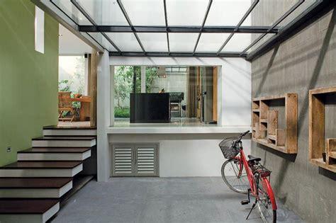 gallery of split level house indra tata adilaras 6