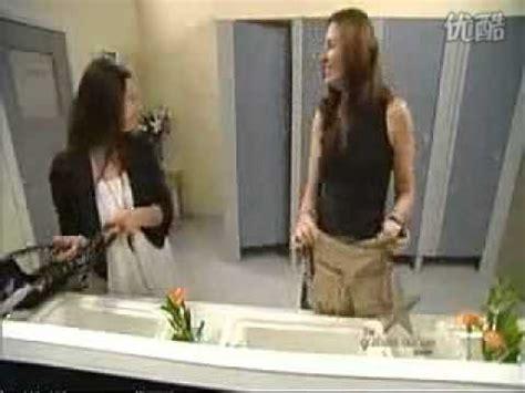 farting in bathroom womens bathroom fart prank youtube