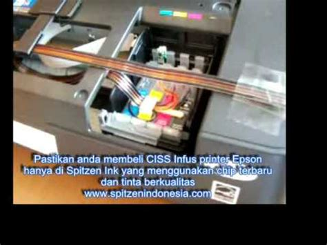 Penarik Rumah Cartridge Epson T20 cara pasang infus printer epson ciss for epson t11 t20