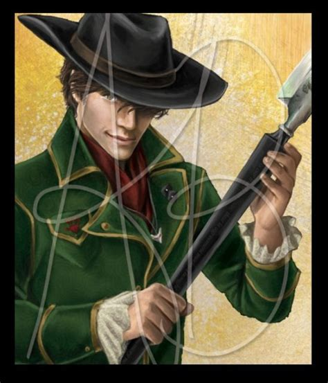 Mat Cauthon by Mat Cauthon Wheel Of Time