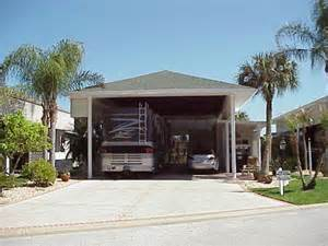 rv port homes florida rv port site for sale 356 club cove drive the