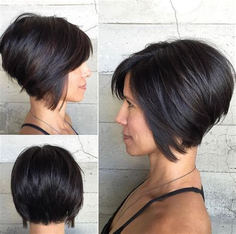 inverted bod haircut for 60 yr olds 60 classy short haircuts and hairstyles for thick hair