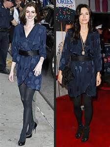 Hathaway And Cox by Fashion Faceoff Vs Courteney
