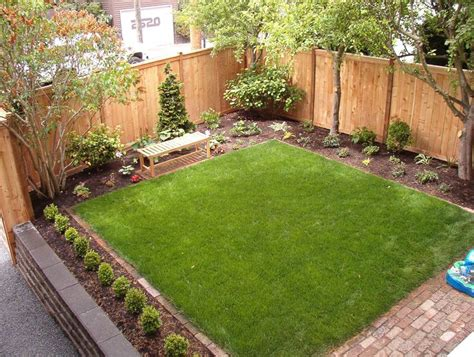 Backyard Fence Landscaping Ideas Gardella Back Jpg 1 632 215 1 232 Pixels Backyard Pinterest Backyard Landscaping