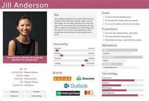 Design Persona Template by How To Create A Buyer Or User Persona