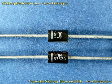 15v zener diode semiconductor 1n5352 1n 5352 zener diode 15v 5w