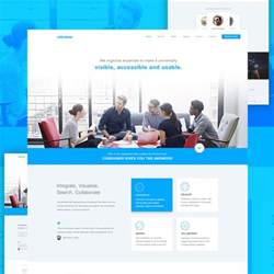Professional Website Templates Free Download Free Stylish Psd At Downloadpsd Cc