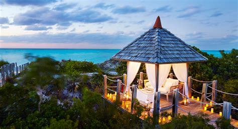 Tiki Hut Turks And Caicos the caribbean s most hotels tropixtraveler