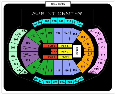 sprint center concert seating capacity paul mccartney sprint center tickets july 16 2014 at 7