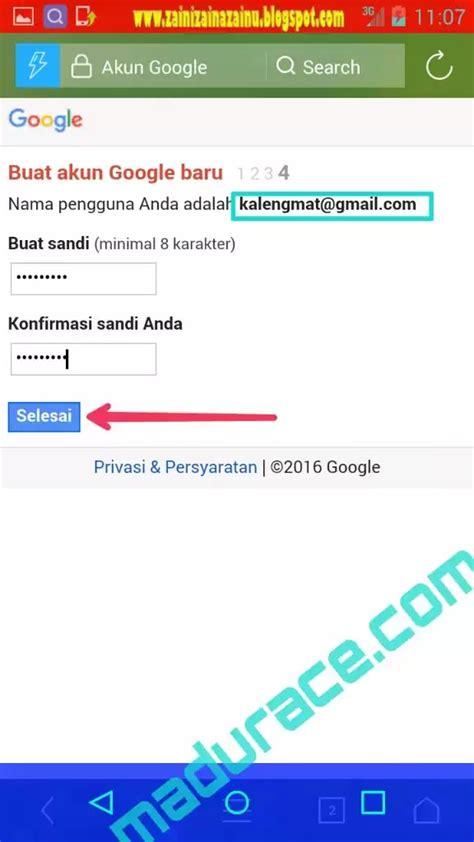 membuat akun gmail tanpa angka cara gang membuat akun gmail terbaru di android madurace