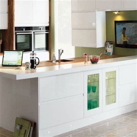 Homebase Essentials Kitchen by 1000 Images About White Gloss Kitchens On