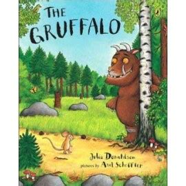libro the gruffalo and friends the gruffalo english wooks