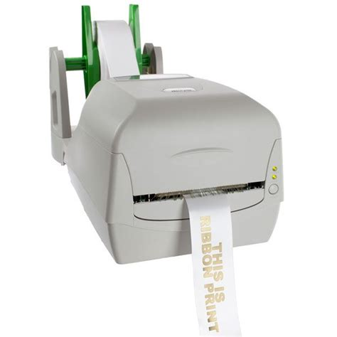 Printer Ribbon express ribbon printing machine 300dpi for personalised ribbon