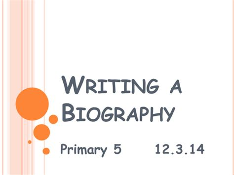 features of biography key stage 2 writing a biography by karenarthurs91 teaching resources