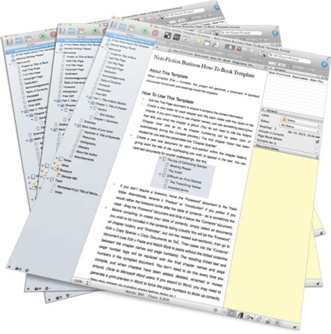 scrivener non fiction book template the ultimate in non fiction book templates for scrivener